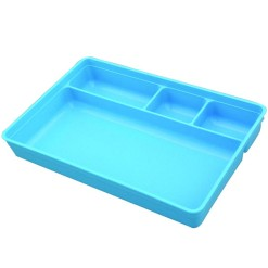 30-334 Surgical Tray 4-compartment