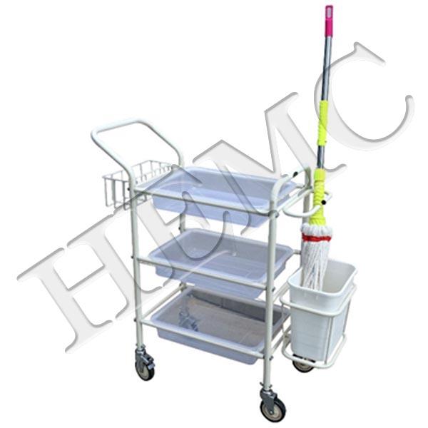 Clean Room Trolley Hospital Steel Furniture Hospital