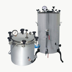 Sterilizers & Autoclaves